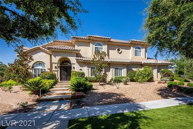 165 Inveraray Court, Henderson, NV 89074 (MLS #2299185) :: Custom Fit Real Estate Group