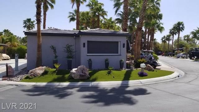8175 Arville Street #142, Las Vegas, NV 89139 (MLS #2299188) :: Lindstrom Radcliffe Group