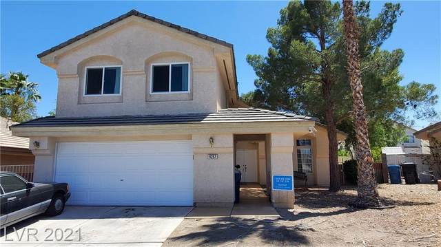8257 Rocky Bluff Way, Las Vegas, NV 89129 (MLS #2299193) :: Signature Real Estate Group