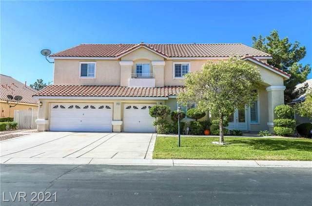 283 Farris Avenue, Las Vegas, NV 89183 (MLS #2299194) :: Team Michele Dugan