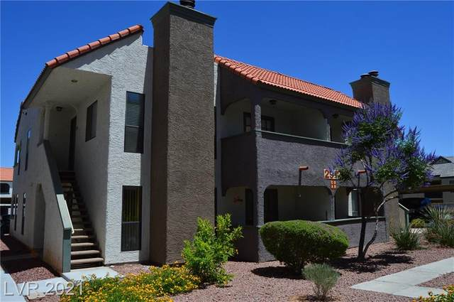 2912 Bluegill Way A, Henderson, NV 89014 (MLS #2299207) :: Jack Greenberg Group
