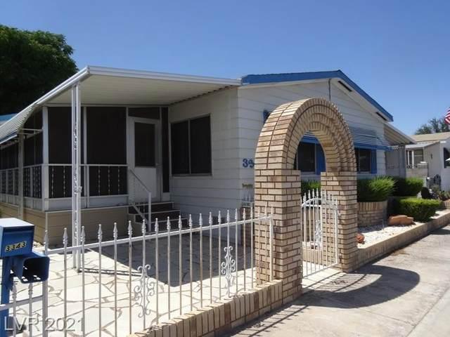 3343 Jewel Cave Drive, Las Vegas, NV 89122 (MLS #2299214) :: DT Real Estate