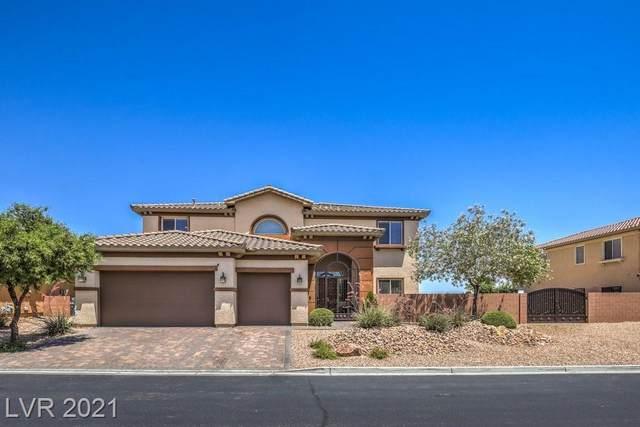 7236 Mithril Avenue, Las Vegas, NV 89178 (MLS #2299222) :: Lindstrom Radcliffe Group