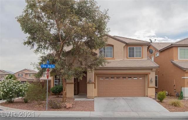 5136 Blue Rose Street, North Las Vegas, NV 89081 (MLS #2299226) :: ERA Brokers Consolidated / Sherman Group