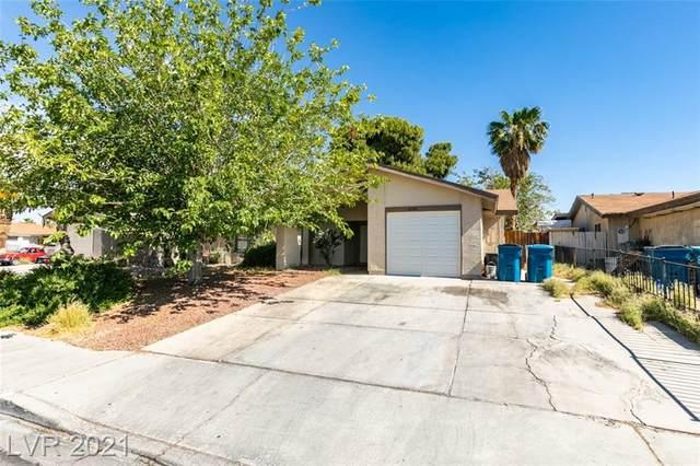 4754 Mahogany Drive, Las Vegas, NV 89110 (MLS #2299261) :: Lindstrom Radcliffe Group
