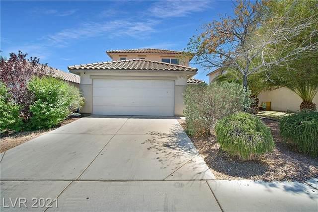 5575 W Dewey Drive, Las Vegas, NV 89118 (MLS #2299263) :: Lindstrom Radcliffe Group