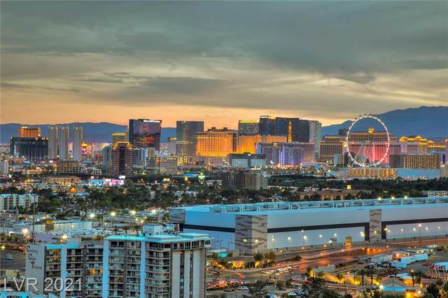 3111 Bel Air Drive Ph28e, Las Vegas, NV 89109 (MLS #2299265) :: ERA Brokers Consolidated / Sherman Group