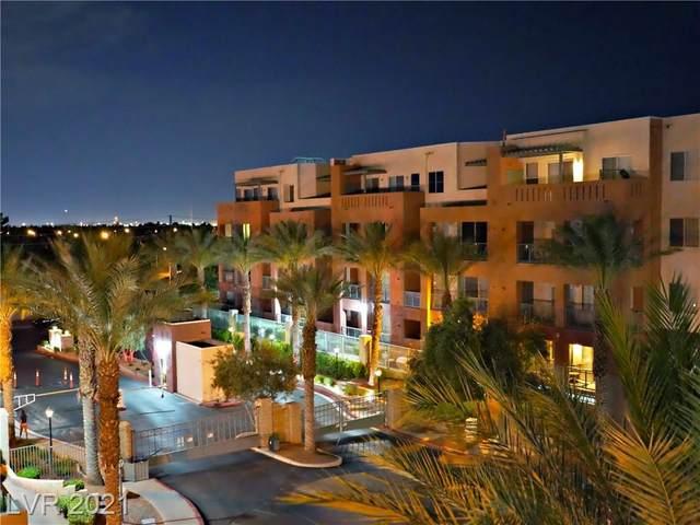 47 Agate Avenue #407, Las Vegas, NV 89123 (MLS #2299270) :: Team Michele Dugan