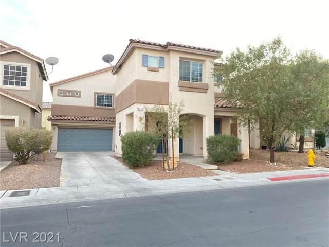 9119 Barnacle Bay Avenue, Las Vegas, NV 89178 (MLS #2299276) :: Keller Williams Realty