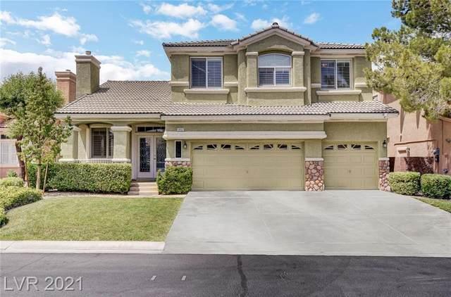 5862 Magini Avenue, Las Vegas, NV 89141 (MLS #2299277) :: Signature Real Estate Group