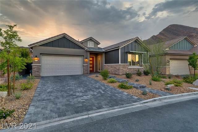 11145 Black Fire Opal Drive, Las Vegas, NV 89138 (MLS #2299286) :: Galindo Group Real Estate