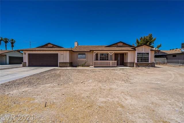 4701 Pony Express Street, North Las Vegas, NV 89031 (MLS #2299303) :: Signature Real Estate Group