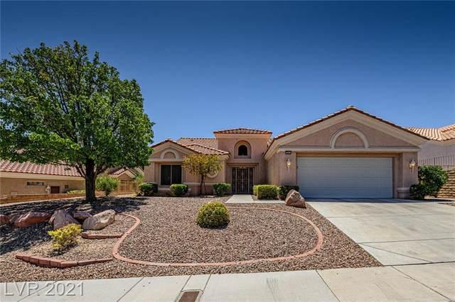 2852 Breakers Creek Drive, Las Vegas, NV 89134 (MLS #2299342) :: The Shear Team