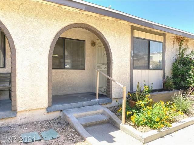 5737 Smoke Ranch Road A, Las Vegas, NV 89108 (MLS #2299352) :: Lindstrom Radcliffe Group