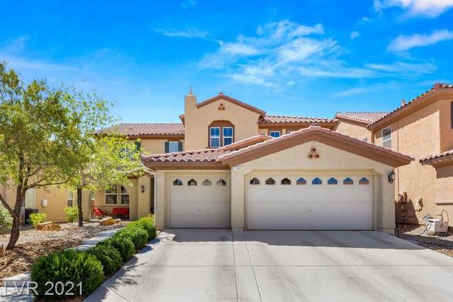 749 Secret London Avenue, Las Vegas, NV 89178 (MLS #2299363) :: Jeffrey Sabel