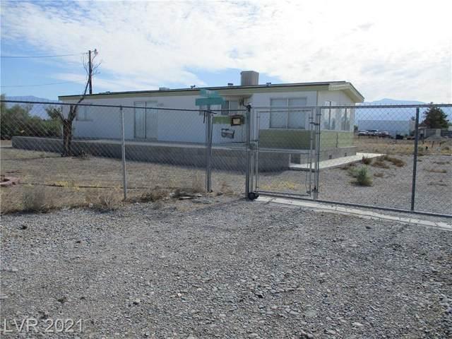 1471 W Chipmunk Road, Pahrump, NV 89048 (MLS #2299370) :: Jeffrey Sabel