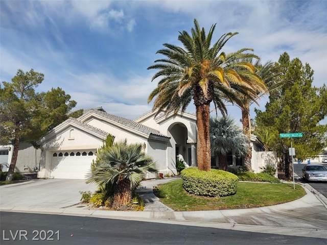 9096 Heavenly Valley Avenue, Las Vegas, NV 89147 (MLS #2299391) :: Vestuto Realty Group