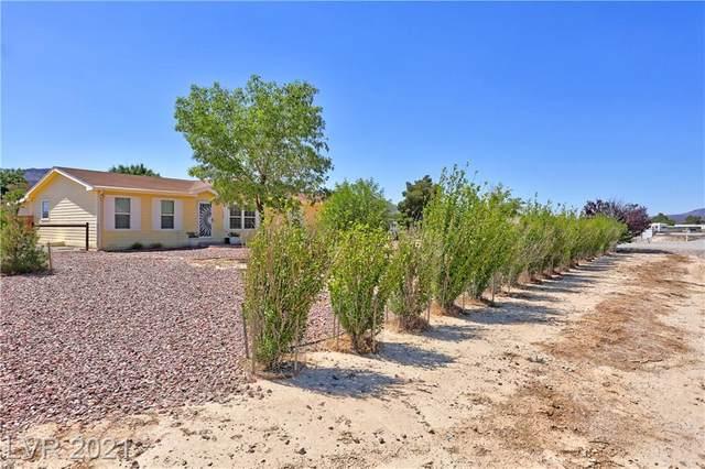 5120 N Holly Street, Pahrump, NV 89060 (MLS #2299397) :: DT Real Estate