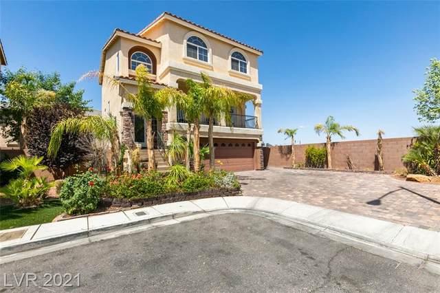 5006 Bonnie Doon Lane, Las Vegas, NV 89141 (MLS #2299402) :: ERA Brokers Consolidated / Sherman Group