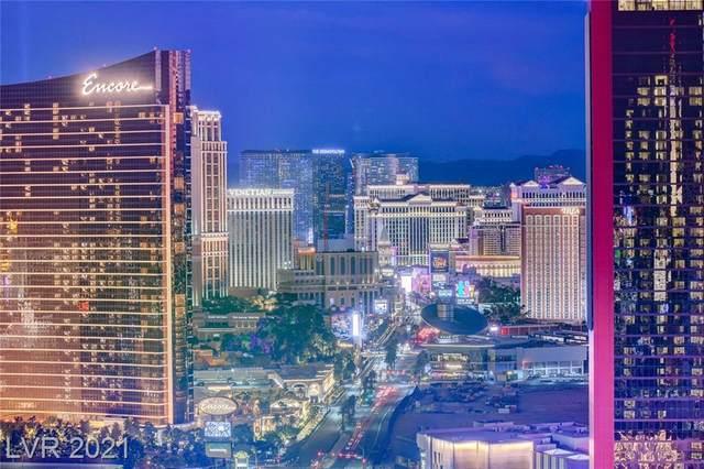 2700 Las Vegas Boulevard #4002, Las Vegas, NV 89109 (MLS #2299403) :: Jack Greenberg Group