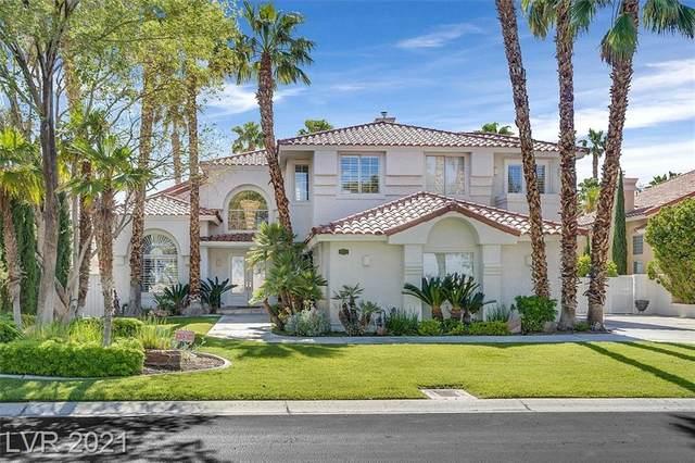 1905 Iron Ridge Drive, Las Vegas, NV 89117 (MLS #2299406) :: Galindo Group Real Estate