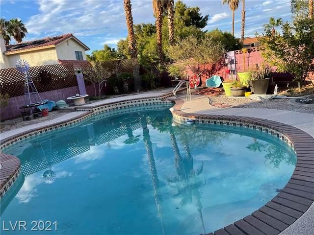 846 Pescados Drive, Las Vegas, NV 89123 (MLS #2299418) :: The Shear Team