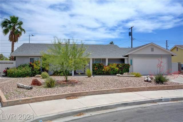 2013 El Greco Street, Las Vegas, NV 89102 (MLS #2299432) :: Jack Greenberg Group