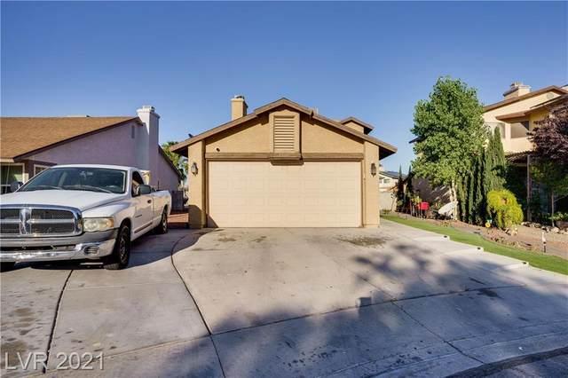 2328 Bristol View Court, Las Vegas, NV 89108 (MLS #2299434) :: Jeffrey Sabel