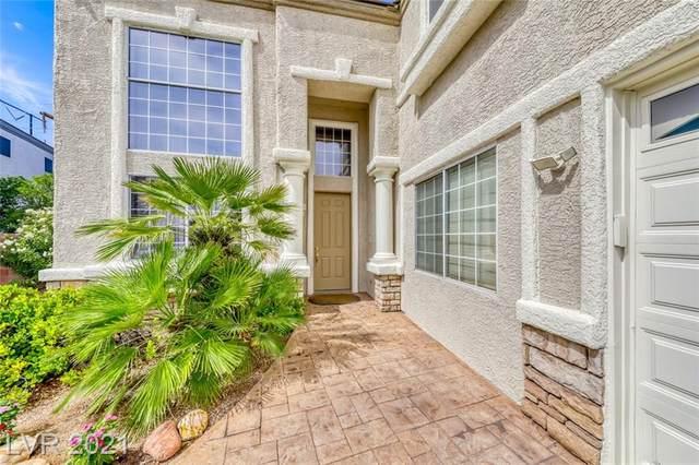 629 Backbone Mountain Drive, Henderson, NV 89012 (MLS #2299465) :: Signature Real Estate Group