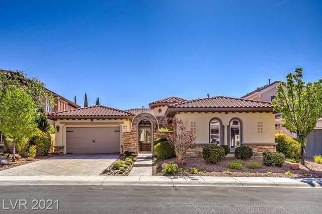 2080 Orchard Mist Street, Las Vegas, NV 89135 (MLS #2299467) :: Jeffrey Sabel