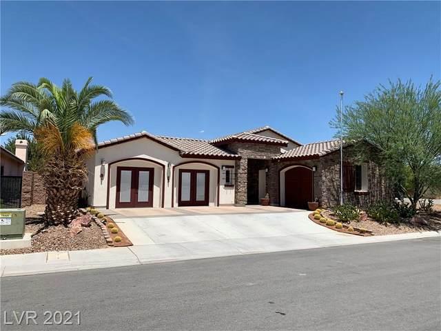 5396 E Splendido Avenue, Pahrump, NV 89061 (MLS #2299479) :: Signature Real Estate Group