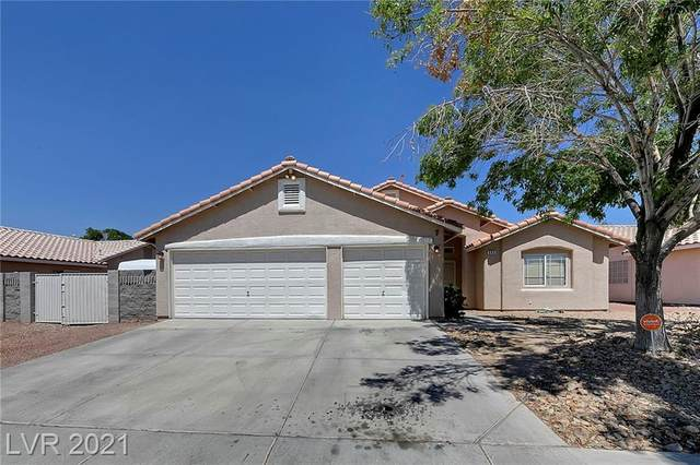605 Pounds Way, Henderson, NV 89015 (MLS #2299486) :: Signature Real Estate Group