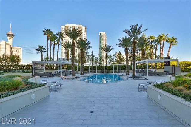 2777 Paradise Road #702, Las Vegas, NV 89109 (MLS #2299489) :: The Shear Team
