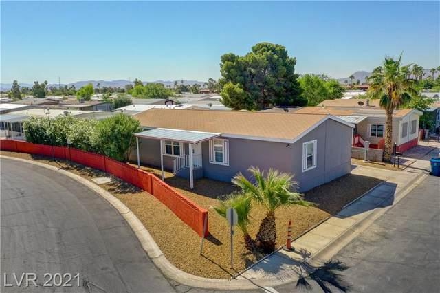 3608 Cape Cod Drive, Las Vegas, NV 89122 (MLS #2299499) :: Jack Greenberg Group