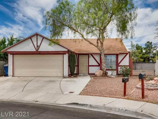 6020 Oceanside Way, Las Vegas, NV 89108 (MLS #2299504) :: Jack Greenberg Group
