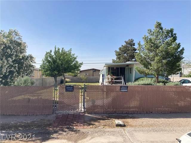 6014 Mount Mckinley Avenue, Las Vegas, NV 89156 (MLS #2299509) :: Galindo Group Real Estate