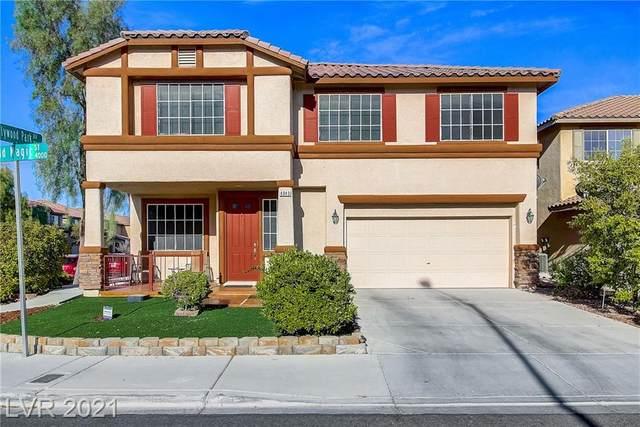 4040 Wild Magic Street, Las Vegas, NV 89129 (MLS #2299514) :: Signature Real Estate Group