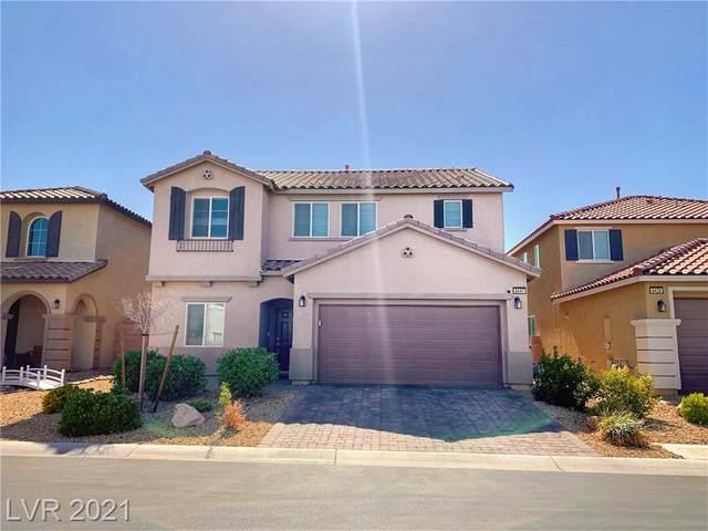 6447 Pochman Mesa Street, Las Vegas, NV 89113 (MLS #2299520) :: Signature Real Estate Group
