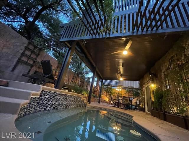 11788 Bergamo Court, Las Vegas, NV 89183 (MLS #2299522) :: Custom Fit Real Estate Group