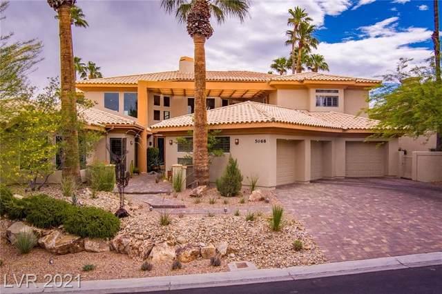 5068 Spanish Heights Drive, Las Vegas, NV 89148 (MLS #2299525) :: Alexander-Branson Team | Realty One Group