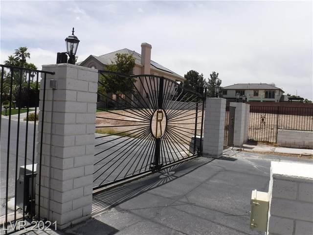 3915 Royal Viking Way, Las Vegas, NV 89121 (MLS #2299528) :: Galindo Group Real Estate