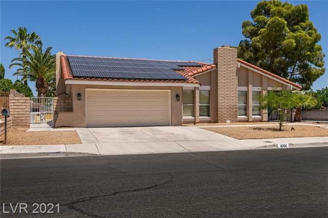 8700 Isola Drive, Las Vegas, NV 89117 (MLS #2299587) :: ERA Brokers Consolidated / Sherman Group