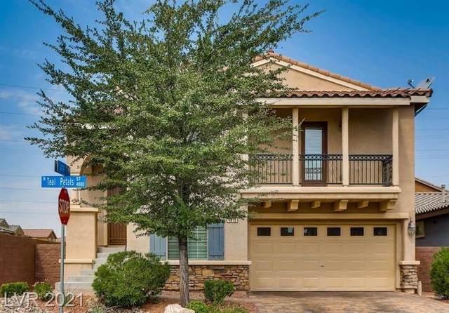 4815 Teal Petals Street, North Las Vegas, NV 89081 (MLS #2299593) :: Vestuto Realty Group