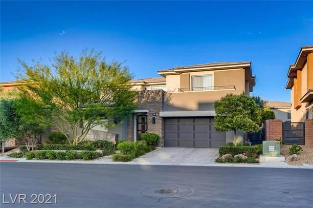 50 Grey Feather Drive, Las Vegas, NV 89135 (MLS #2299602) :: Jeffrey Sabel