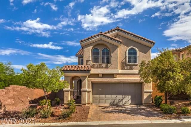 7730 Lone Shepherd Drive, Las Vegas, NV 89166 (MLS #2299606) :: Lindstrom Radcliffe Group