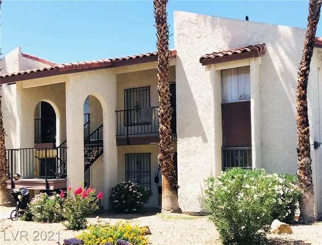 3252 Jericho Street B, Las Vegas, NV 89102 (MLS #2299637) :: Galindo Group Real Estate