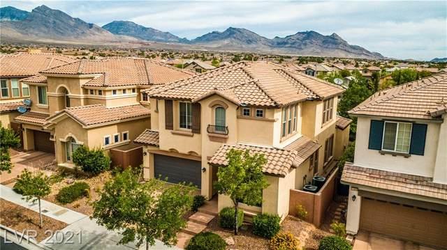 11556 Hadwen Lane, Las Vegas, NV 89135 (MLS #2299662) :: Signature Real Estate Group