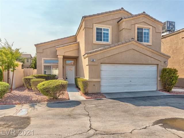5291 Mineral Lake Drive, Las Vegas, NV 89122 (MLS #2299666) :: Jack Greenberg Group