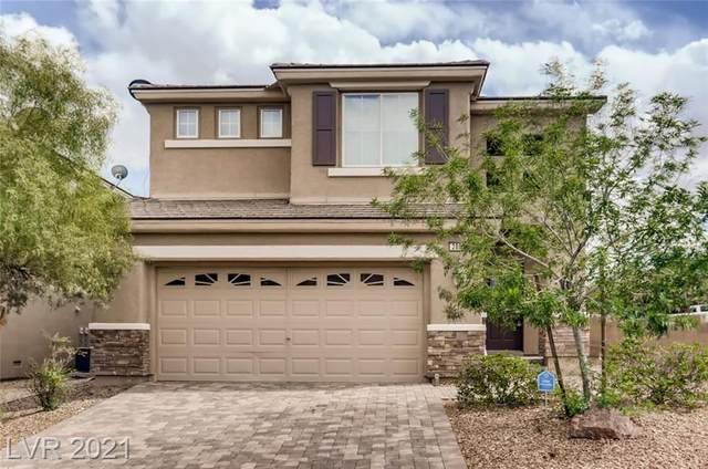 2861 Trossachs Street, Henderson, NV 89044 (MLS #2299684) :: Signature Real Estate Group