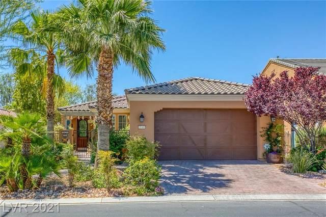 3749 Avondale Breeze Avenue, North Las Vegas, NV 89081 (MLS #2299685) :: The Shear Team